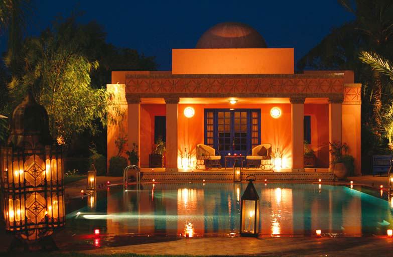 voyage maroc riad luxe